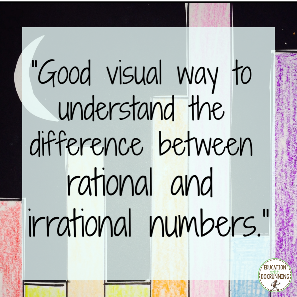 Rational and Irrational Numbers Activities Bundle for
