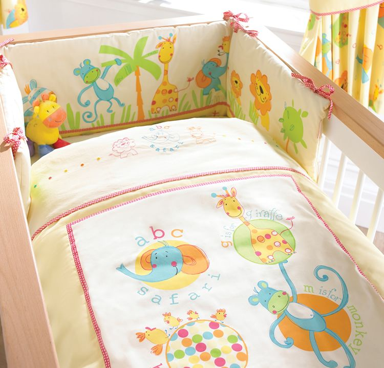 Jungle Nursery Bedding Sets Uk Thenurseries