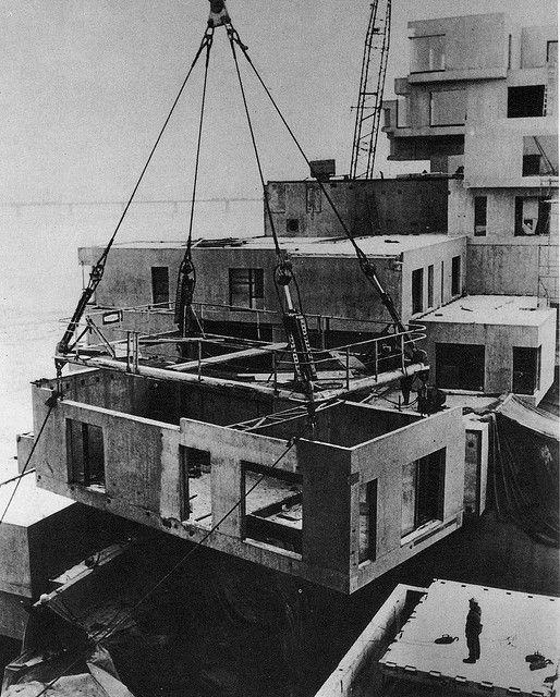 Modular Housing, Architecture