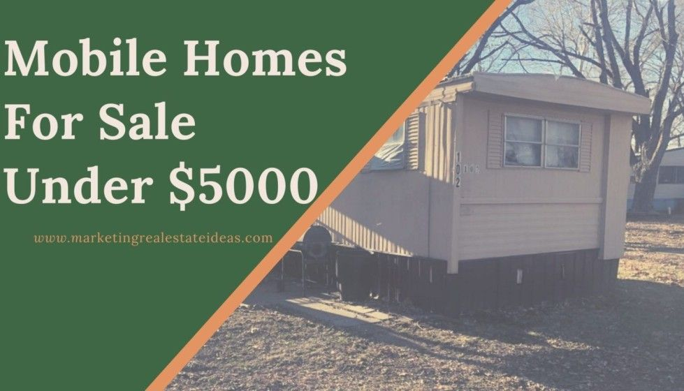 10 Used Mobile Homes For Sale Under 5000 You Can Buy Right Now Cheap Mobile Homes Mobile Homes For Sale Used Mobile Homes