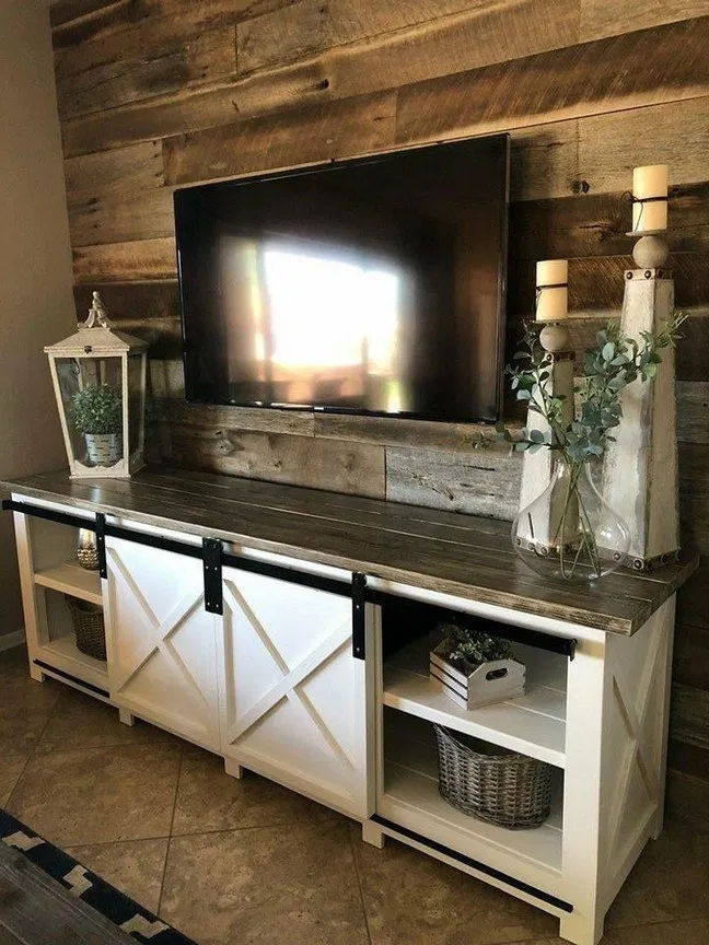 25+ awesome diy tv stand ideas plans you can build right