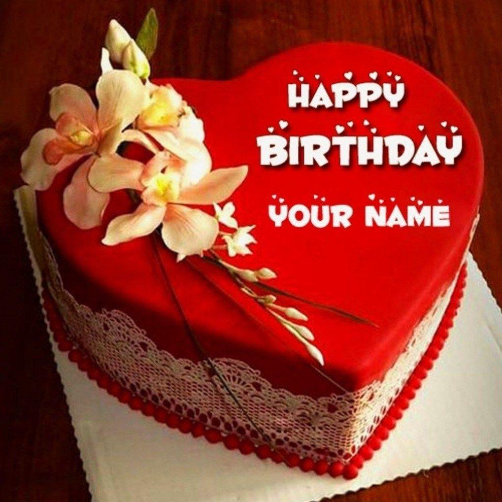 25 Inspiration Photo Of Happy Birthday Cake With Name Edit