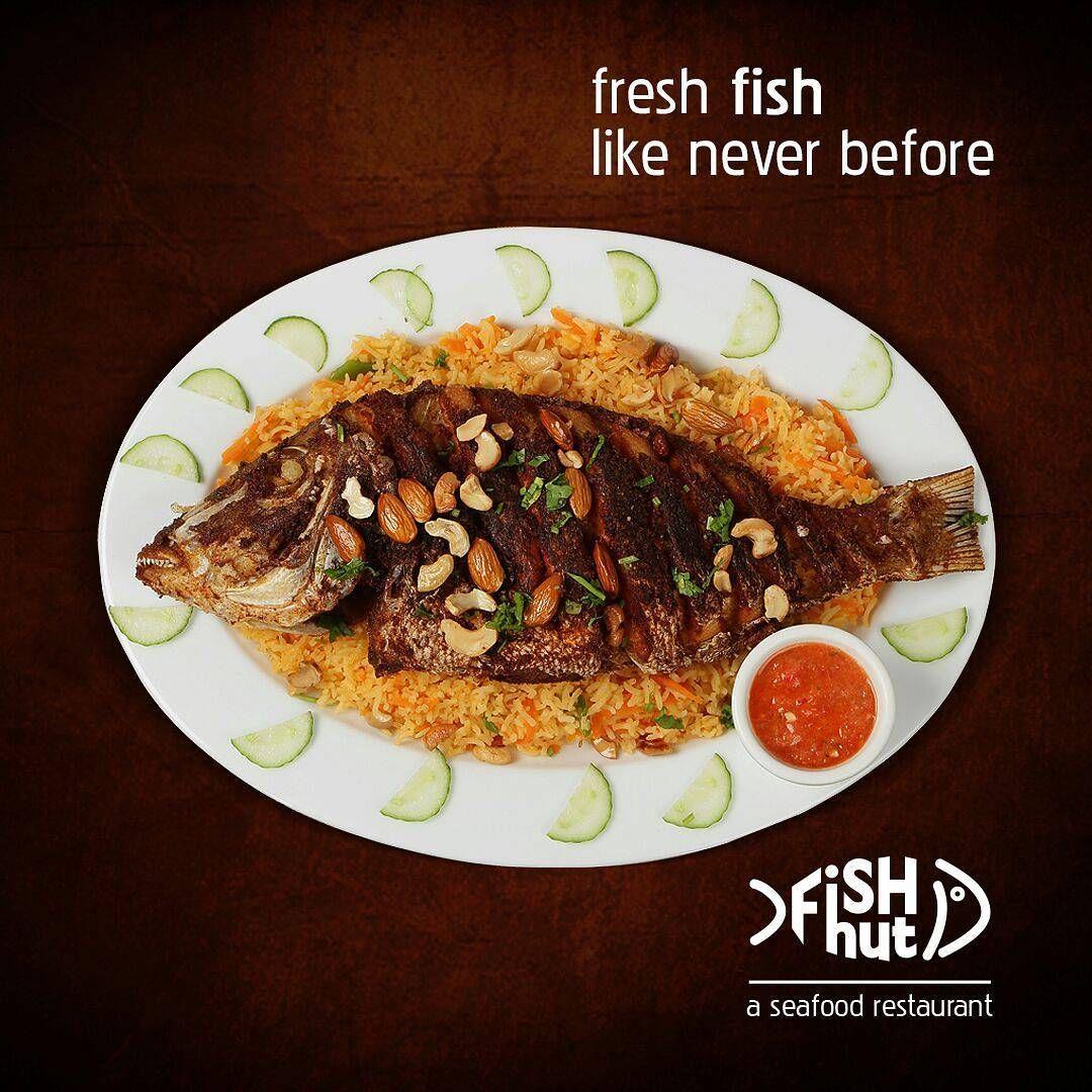 Enjoy The Yummy Taste Of Freshfish With Excellent Service In Fishhutrestaurant At Dubaimarina Seafood Restaurant Best Seafood Restaurant Cooking Seafood