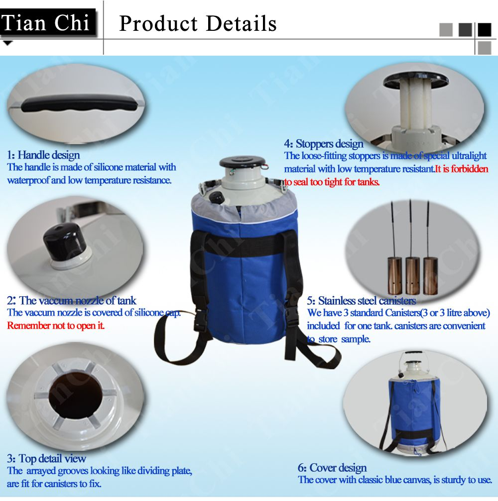 China Tianchi Liquid Nitrogen Tank Yds 10 Products Details It Is Mainly Used For Making Liquid Nitrogen Ice Cream It S Easy Liquid Nitrogen Nitrogen Liquid