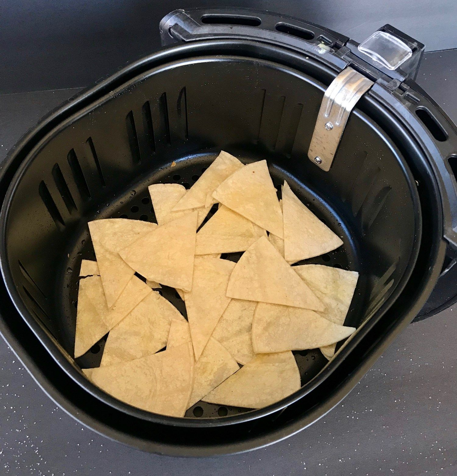 Air fryer tortilla chips recipe in 2020 with images