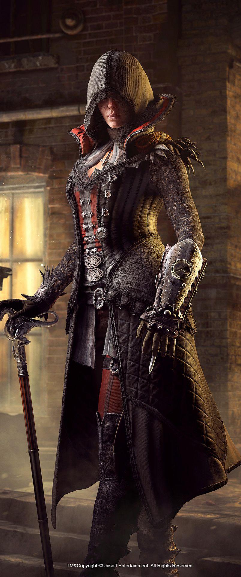 Fabien Troncal Detail Assassins Creed Game Assassins Creed