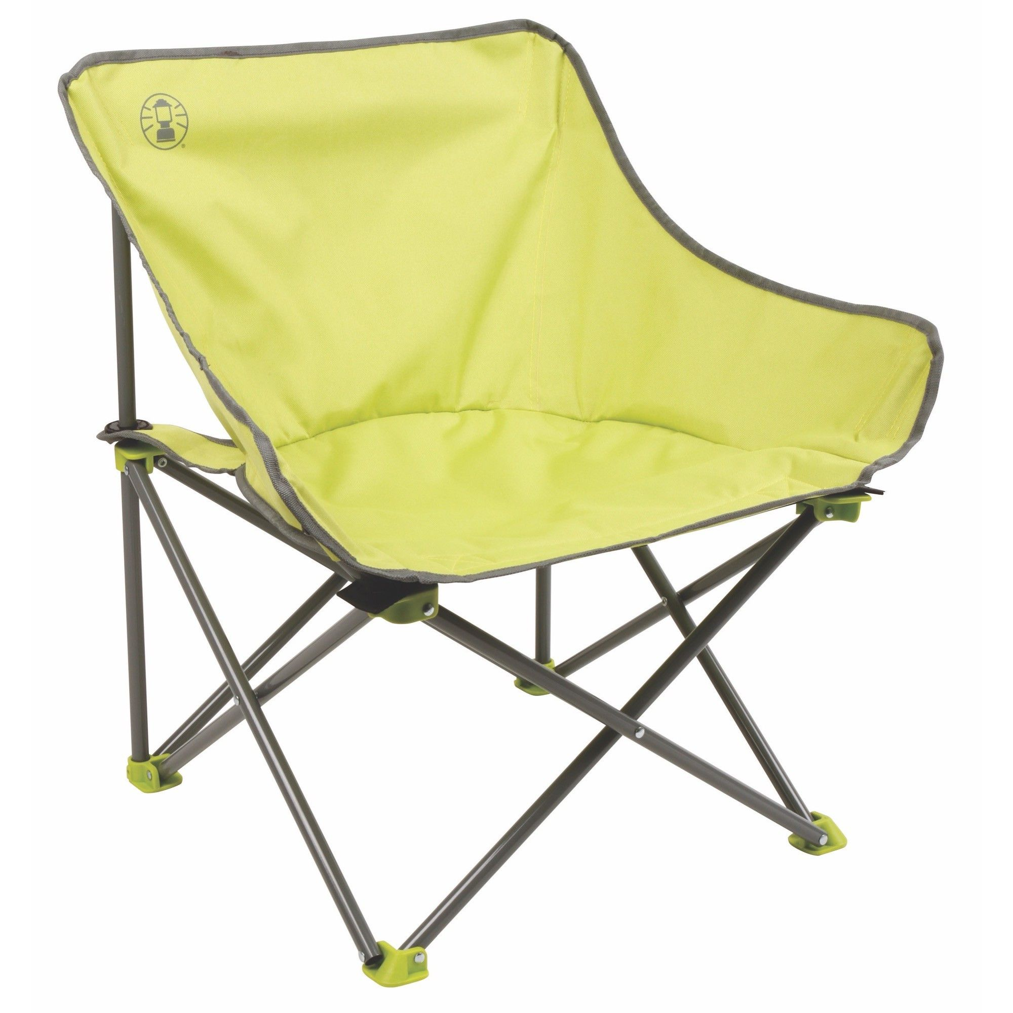 Coleman Kickback Lightweight Folding Chair Green