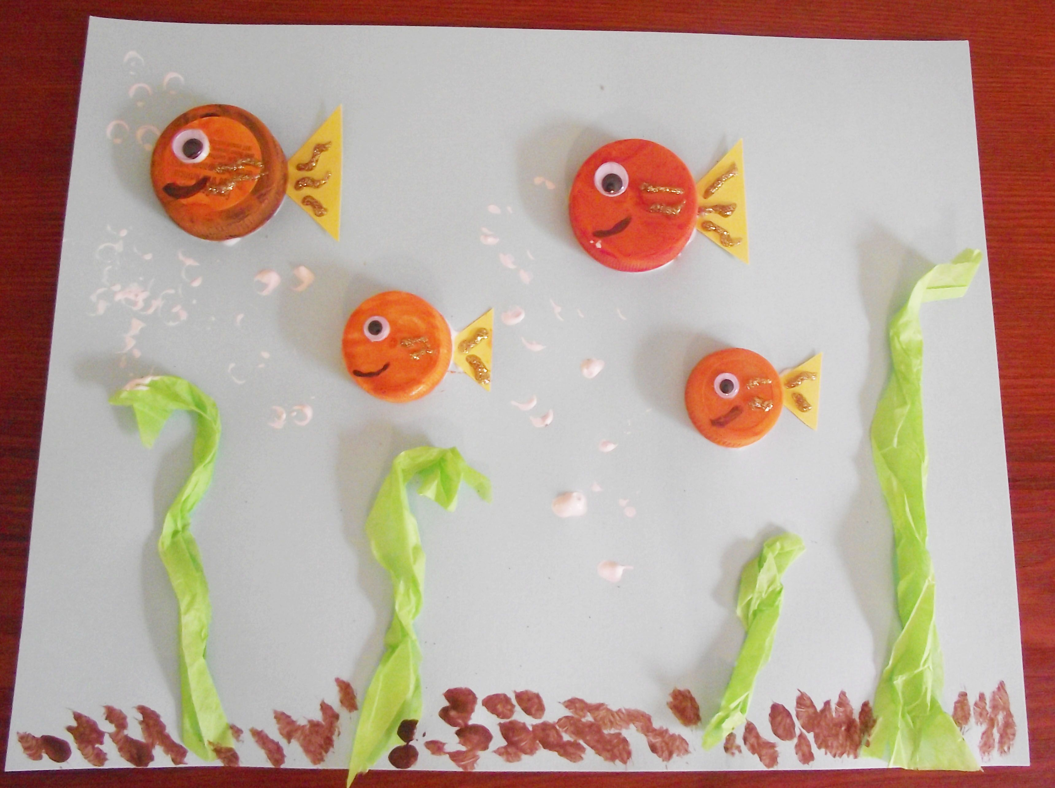Simple Kids Craft Ideas Part - 42: Fun And Simple Kids Crafts