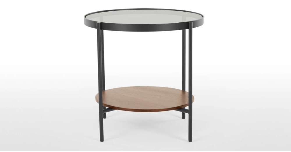 Made Com Round Side Table Table Table Furniture