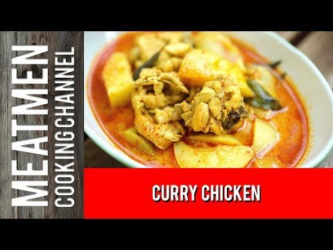 Curry chicken the meatmen your local cooking channel curry chicken the meatmen your local cooking channel chinese recipe pinterest curry braised duck and food forumfinder Gallery
