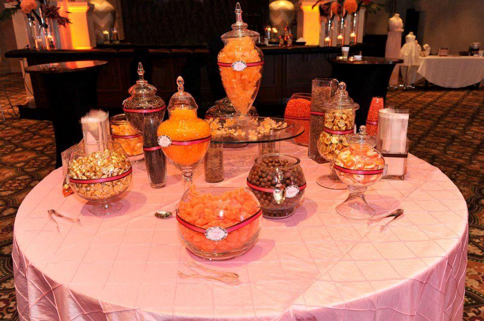 Wedding Reception Treats Weddings Pinterest Las Vegas Resorts