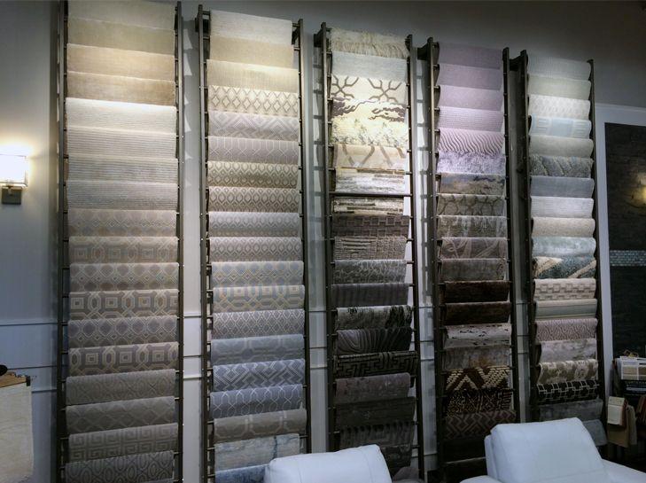 Carpet Ladder Displays Ladder Display Showroom Interior Design Showroom Display
