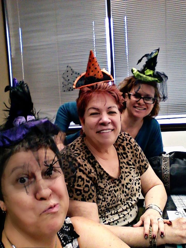 AAA Limousine Service, Halloween 2015, Office Fun With The Witches Of  Woodland Hills, CA