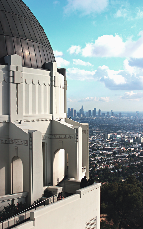 Griffith Observatory Los Angeles Griffith Observatory Los Angeles Travel Observatory