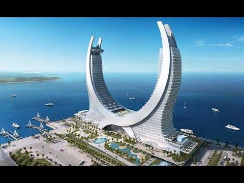 Qatar S Future Mega Projects 2018 2030 Over 200billion Youtube Amazing Architecture Architecture Unique Buildings