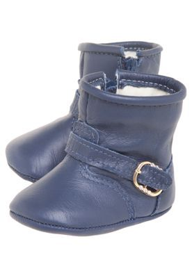 Bota Mielino Elegance Infantil Azul-Marinho