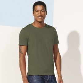 T-shirt Marvin col rond