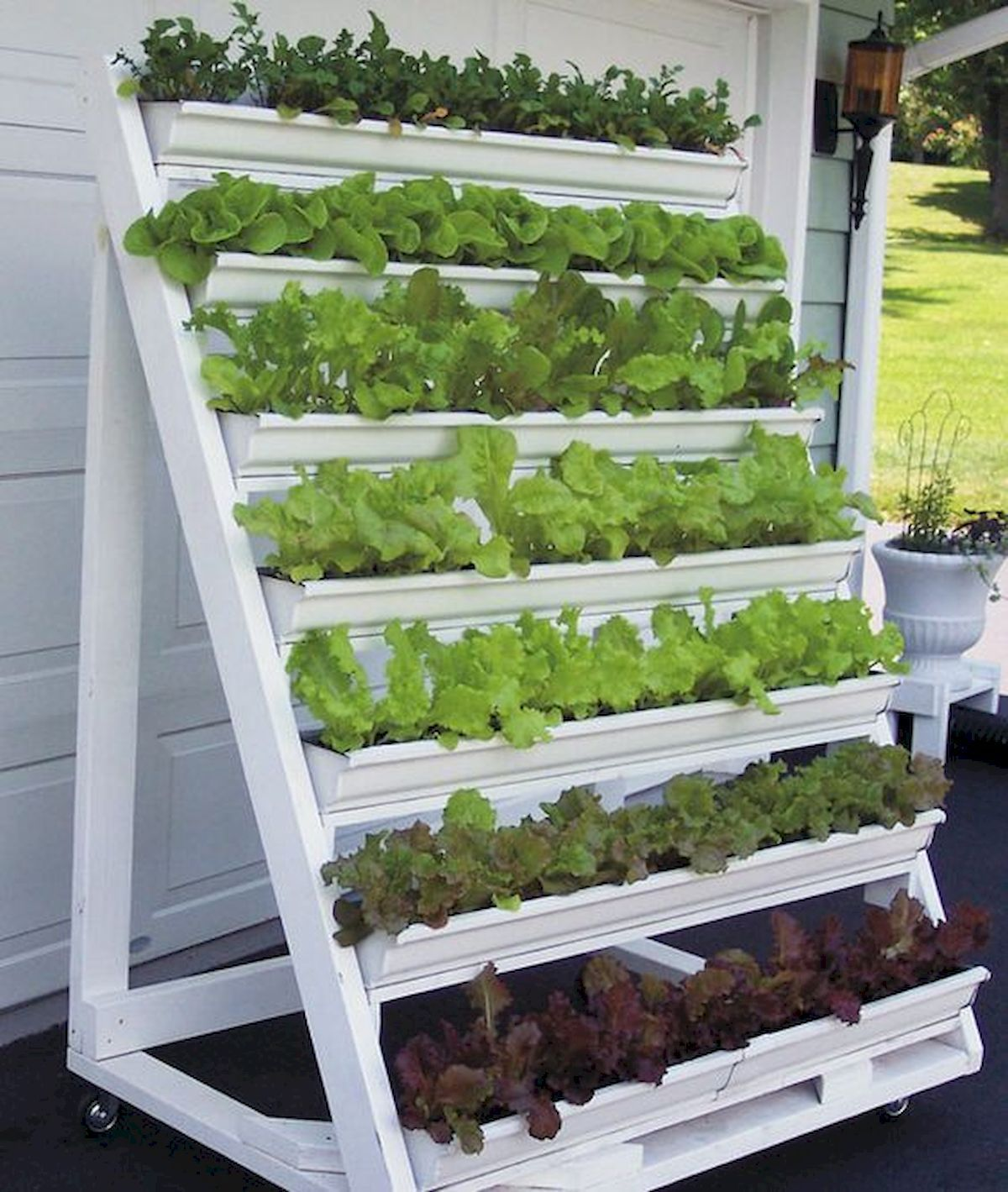 33 Ideas For Pallet Garden (1) | Vertical garden diy ...