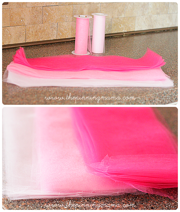 How to Make an Easy No Sew Tutu for Little Girls | The Pinning Mama ...