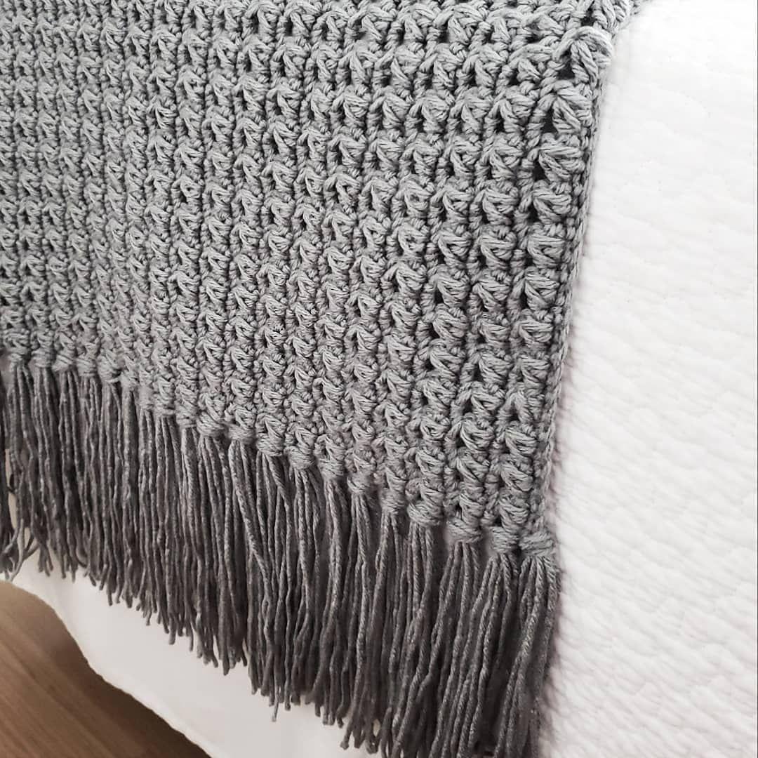 Crochet Bed Scarf Bed Scarf Crochet Blanket Patterns Scarf Pattern