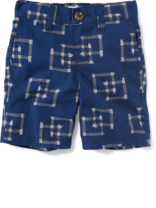Printed Shorts for Baby