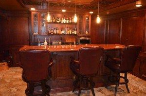 10 Elements of a Great Home Bar https://www.houzz.com/ideabooks ...