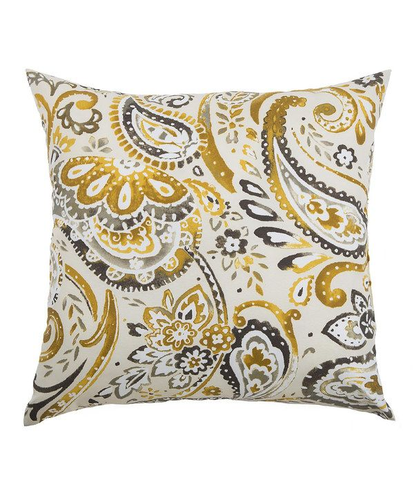 Look at this Starlight Indoor/Outdoor Pillow on #zulily today!