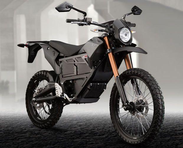 Zero Motorcycles Reveals Its 2013 Models Zero X Dropped Fx