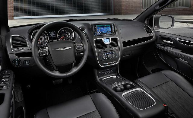 2015 Chrysler Town And Country Interior Chrysler Town And Country