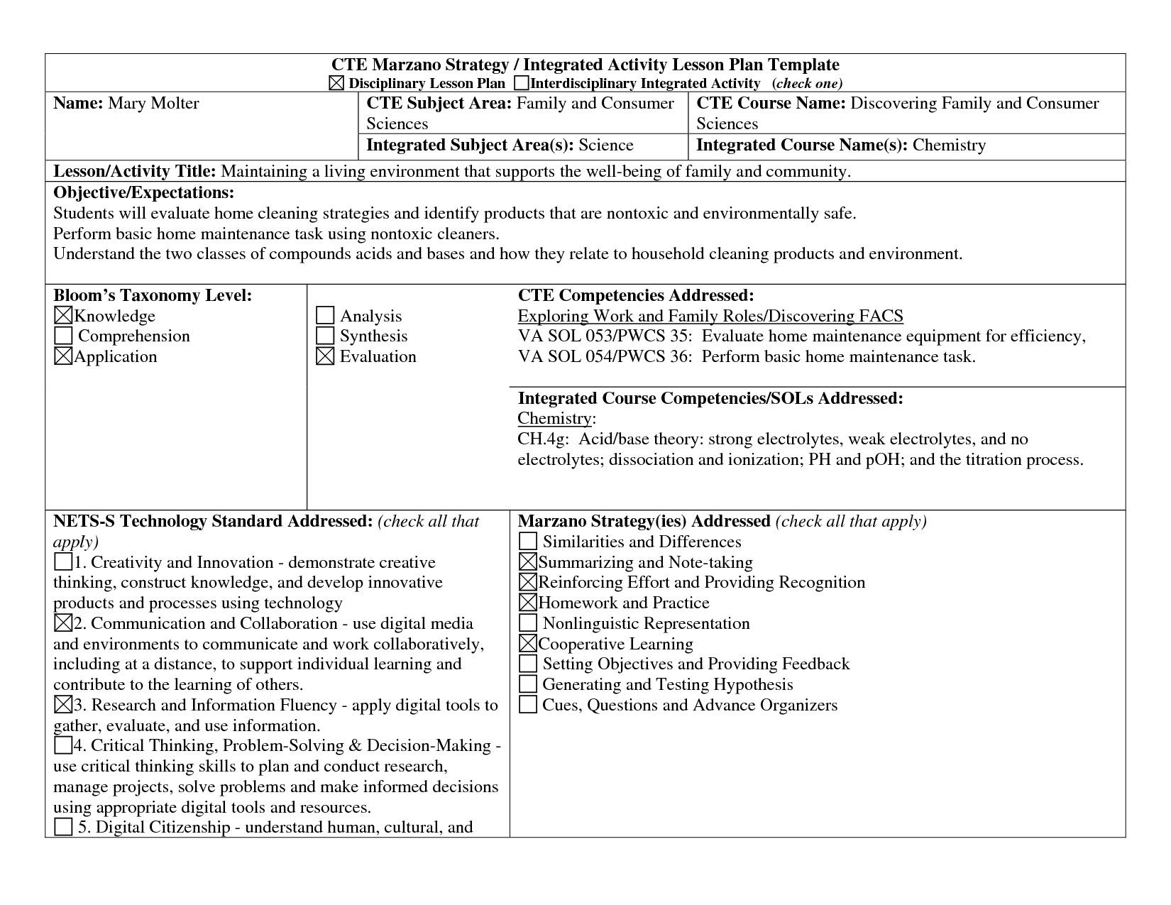 Marzano Lesson Plan Template Doc Lovely Marzano Lesson Plans Center Here You Will Find Y Lesson Plan Templates Lesson Plan Template Free Printable Lesson Plans Marzano lesson plan template pdf