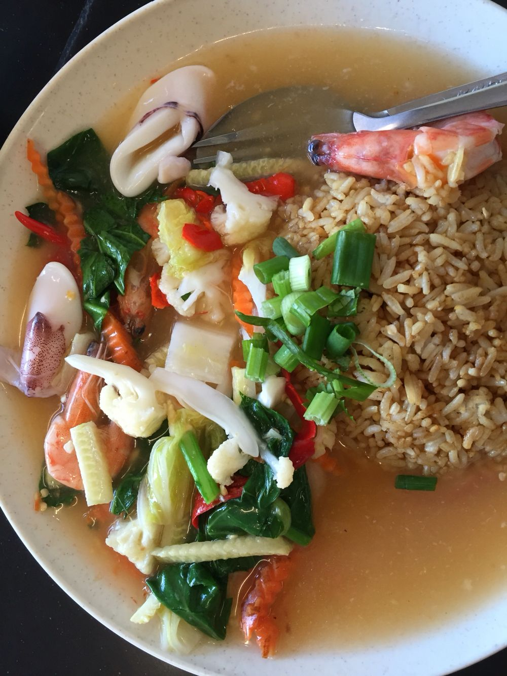 Nasi Goreng Ladna - Types of Nasi goreng you must try in Malaysia - Ummi Goes Where?