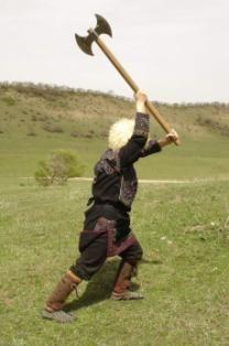 Kaukasus: The beauty of Georgian Martial Arts