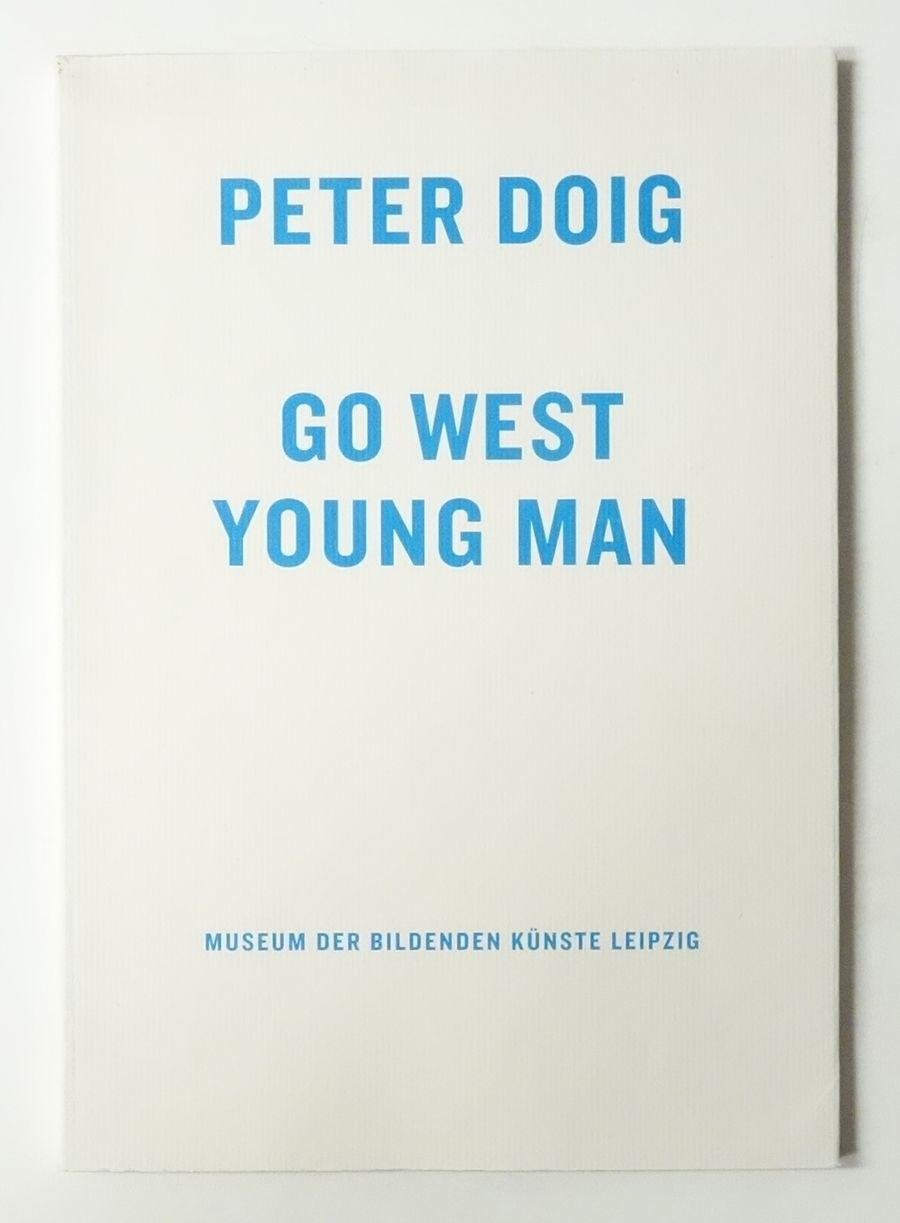 Go West Young Man | Peter Doig