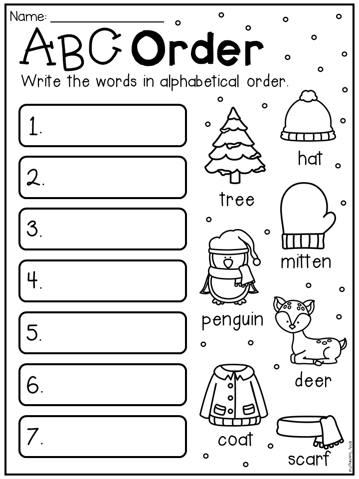 winter math and literacy worksheet pack first grade projects to try literacy worksheets. Black Bedroom Furniture Sets. Home Design Ideas