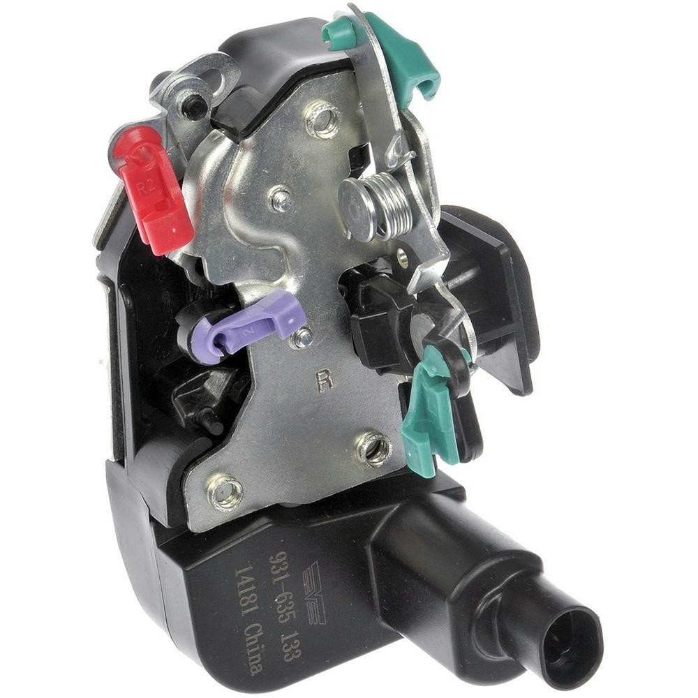 Oe Solutions Door Lock Actuator Integrated With Latch 931 635 Door Locks Door Latch Used Car Parts