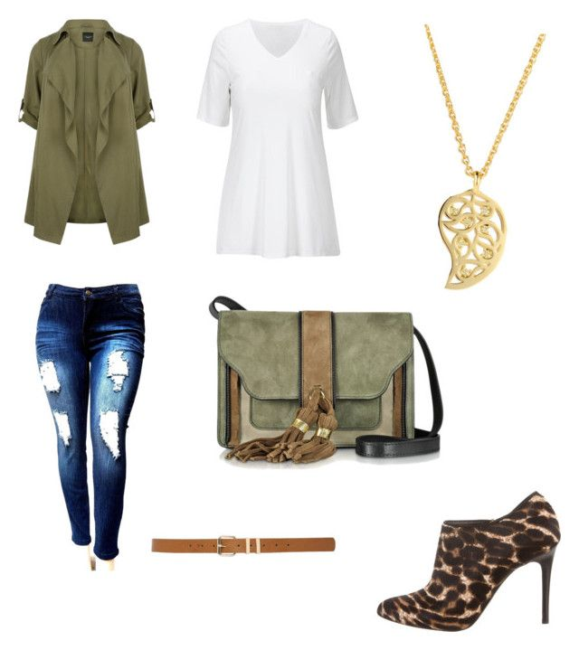 """""""Plus Sized Fashions"""" by haybeebaby on Polyvore featuring Lanvin, M&Co, Jessica London, Sonal Bhaskaran and L'Autre Chose"""