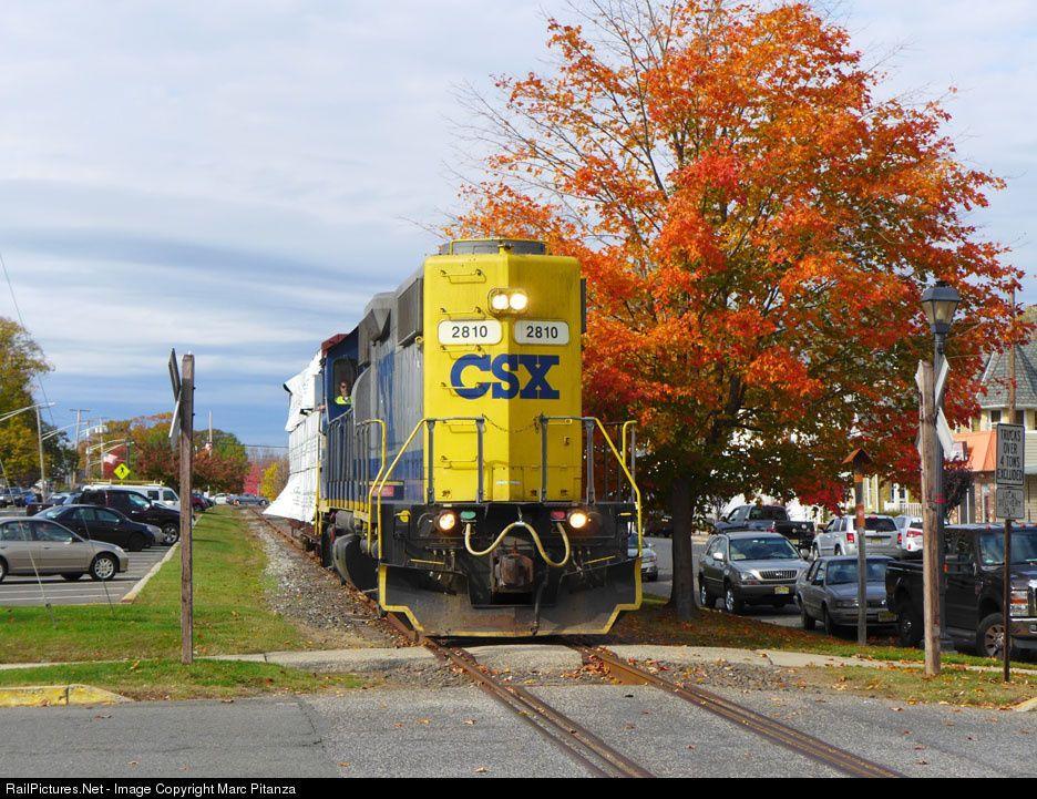 Photo CSXT 2810 CSX Transportation (CSXT