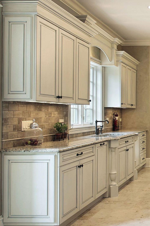 Stunning White Kitchen Cabinets Ideas To Brighten Your Kitchen