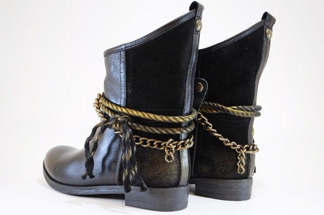 Lanqier Plaskie Botki Zloto Lancuchy Skora Sale 37 5742410632 Oficjalne Archiwum Allegro Boots Sorel Winter Boot Shoes
