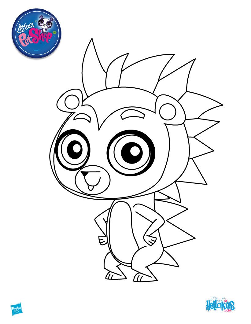 littlest pet shop coloring pages Google Search (With