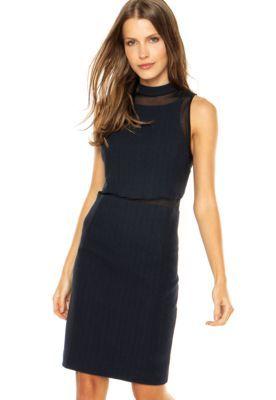 23da83d8a Vestido Letage Beautiful Azul Marinho