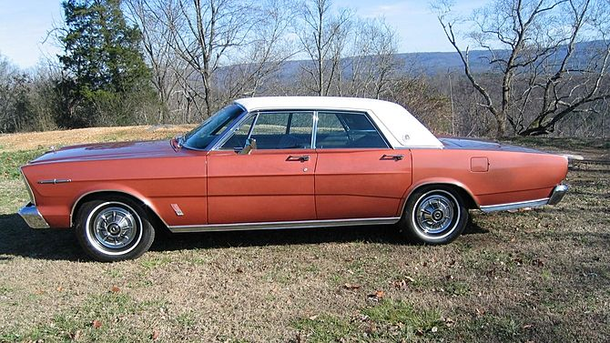 1966 Ford Ltd 390 Ci Automatic Mecum Auctions Ford Ltd Ford Galaxie Ford Galaxie 500