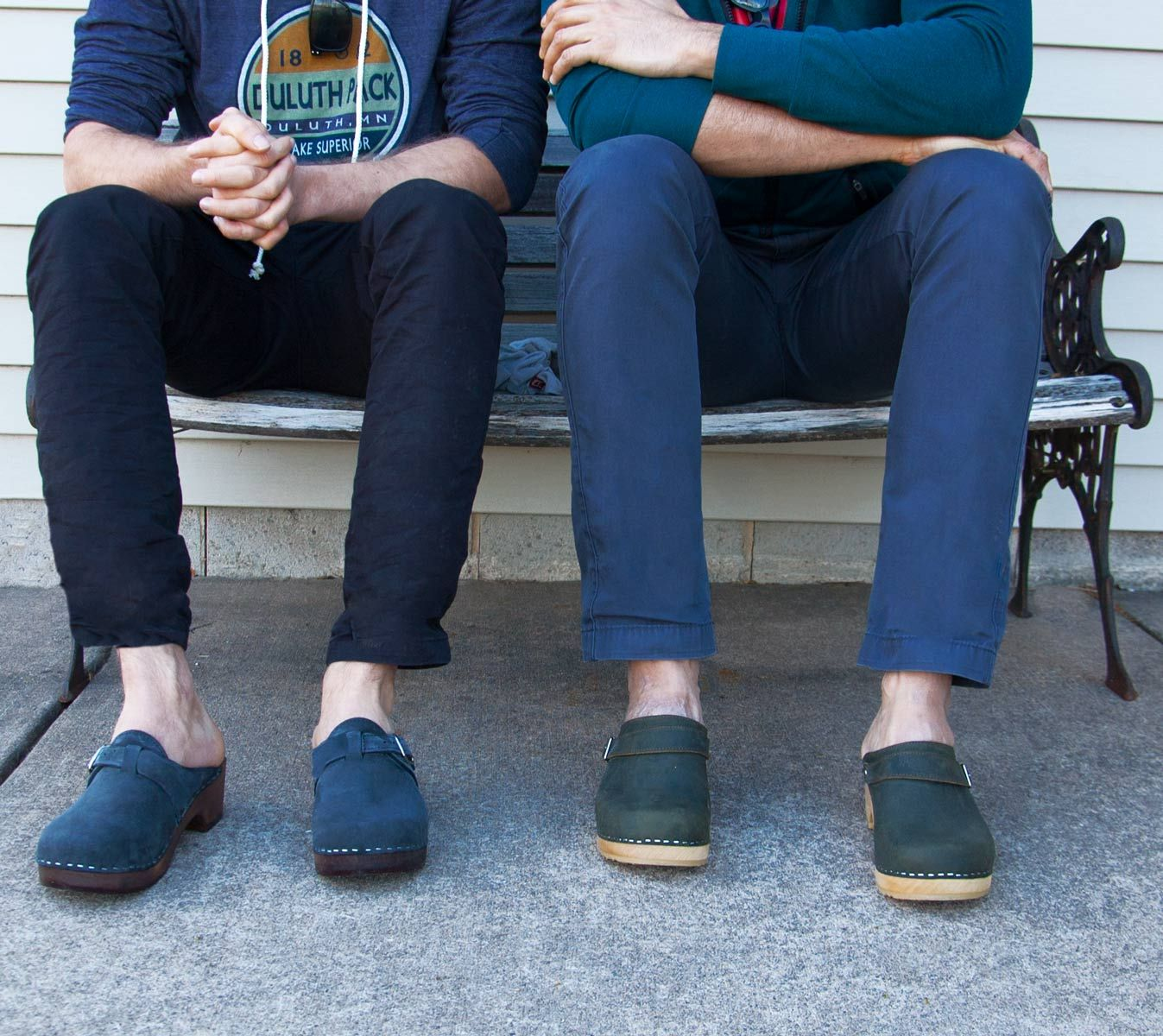 Best Swedish Clogs | Men's + Women's Clogs | Sandgrens Clogs | Men, Wooden  clogs, Womens clogs