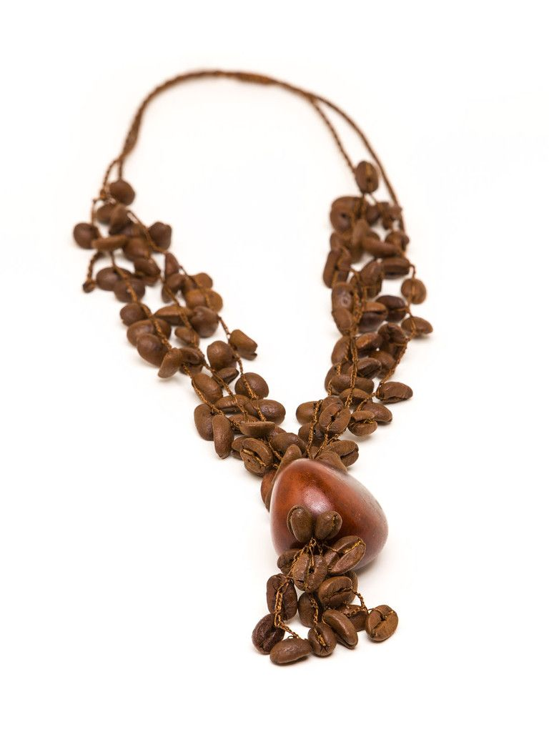 Coffee Me Necklace
