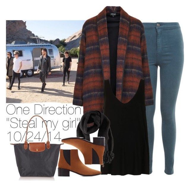 """""""One Direction """"Steal my girl"""" 10/24/14"""" by wkus ❤ liked on Polyvore featuring Miss Selfridge, Topshop, H&M, Zara and Longchamp"""