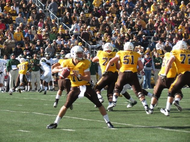 Several Wyoming Football Players Receive Honors Wyoming Cowboys
