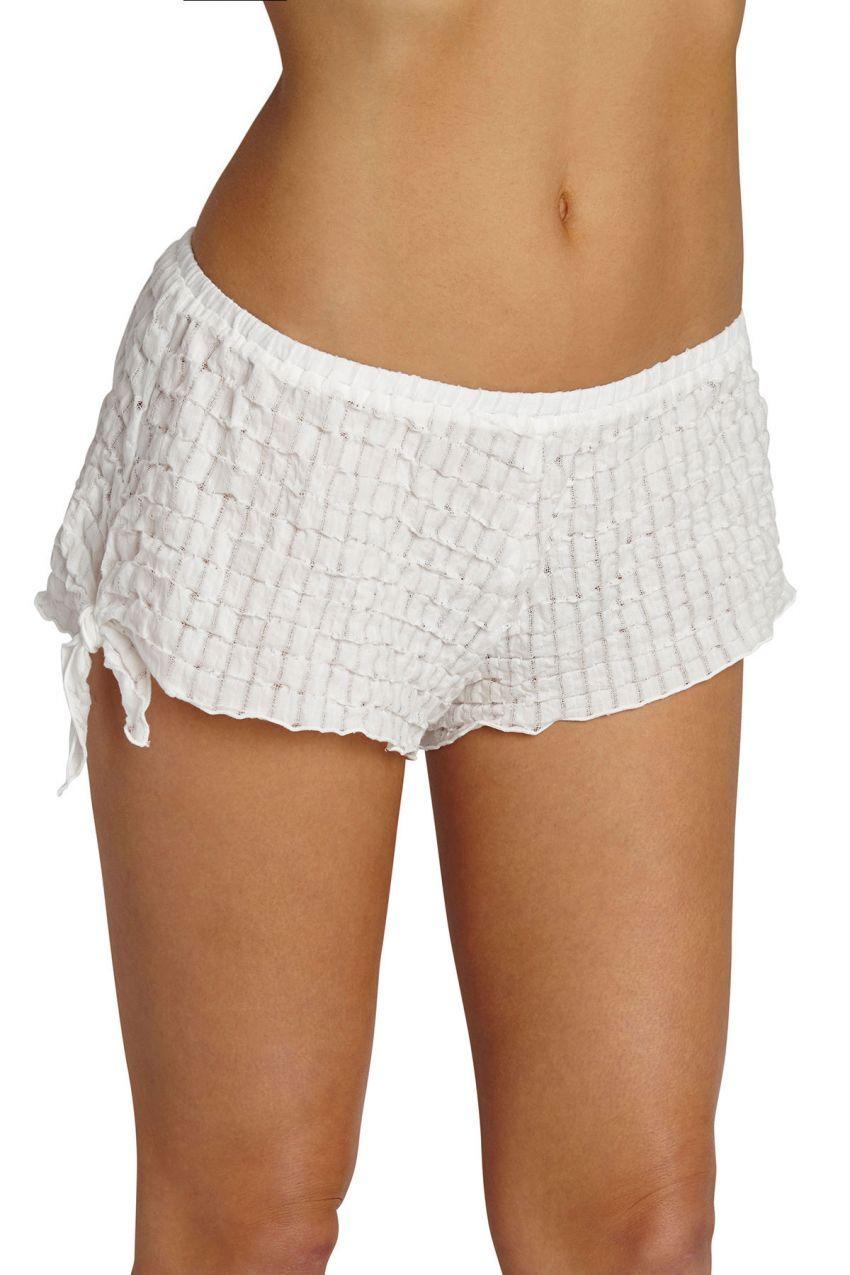 1858633aba2 Paz Side Tie Shorts - Lounge - Eberjey