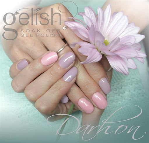 just gelish by Darhon - Nail Art Gallery nailartgallery.nailsmag.com by Nails Magazine - gelish.com