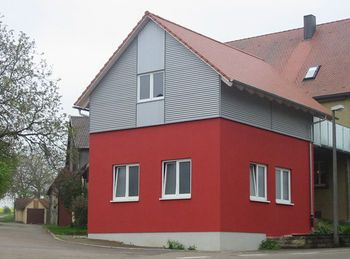 Trapezblech Mork Kg Dach Und Fassade Trapezblech Fassade Trapez