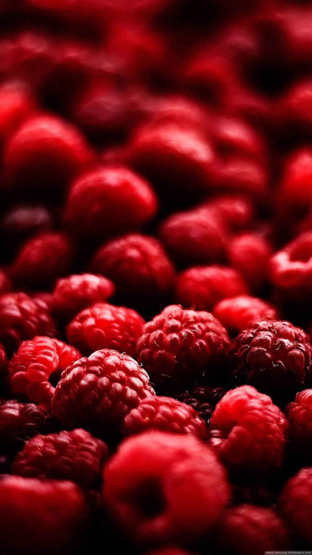 litchi red fruits raspberry background android wallpaper hd